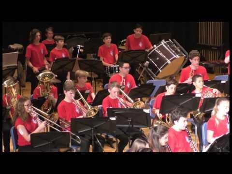 Wall Intermediate School Spring Concert 2017