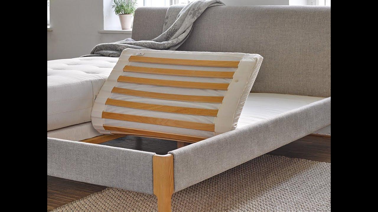 das individuelle federelement von gr ne erde youtube. Black Bedroom Furniture Sets. Home Design Ideas