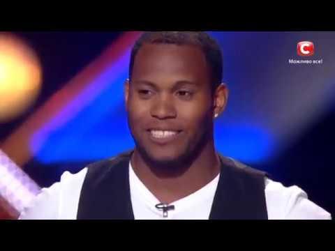 Rigobert Mustelier Despacito – Х Фактор 8 Another good  of Despasito! X Factor 8 Ukraine 2017