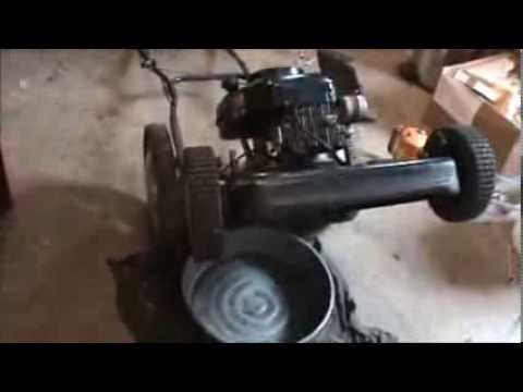 How to Change the Oil in a Craftsman Lawnmower