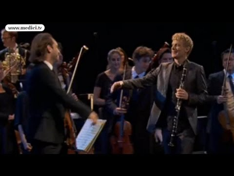 Out of Africa by Sydney Pollack, Mozart Adagio Clarinet Concerto