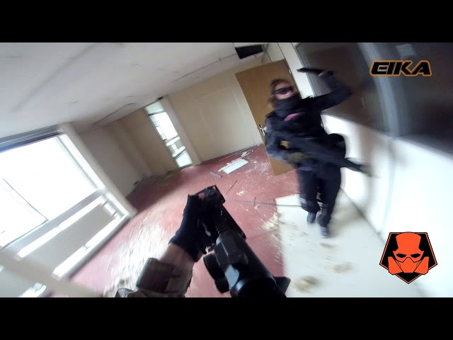 AIRSOFT TUTORIAL - CLEAN A FLOOR WITH EIKA & NITROX WASHING PRODUCT