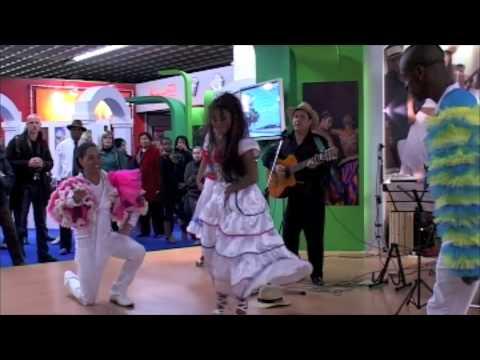 Cuban  Folcloric Dansers