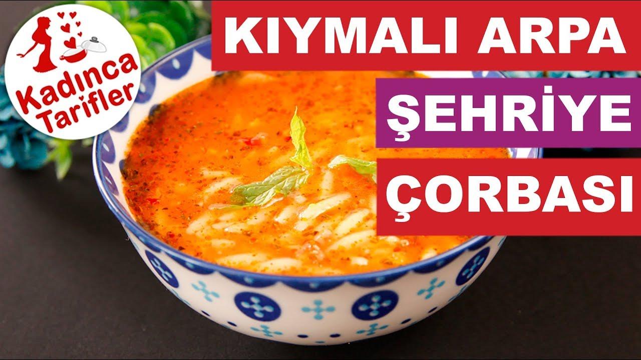 Kabaklı Şehriye Çorbası