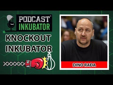 Knockout Inkubator - Dino Rađa udara krušku