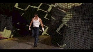 WWE TLC 2014 - TABLES, LADDERS & CHAIRS - Dean Ambrose vs Bray Wyatt - TLC Match Entrance Simulation