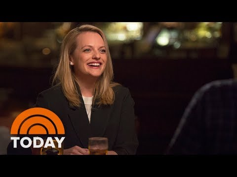 Elisabeth Moss Talks 'Handmaid's Tale,' 'Mad Men' And Scientology | TODAY
