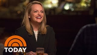 Elisabeth Moss talks 'Handmaid's Tale,' 'Mad Men,' 'The West Wing'