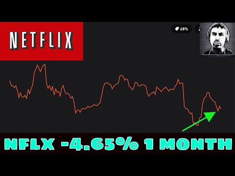 How I Plan To Trade (NFLX) Netflix Stock On Lowered Q2 Guidance