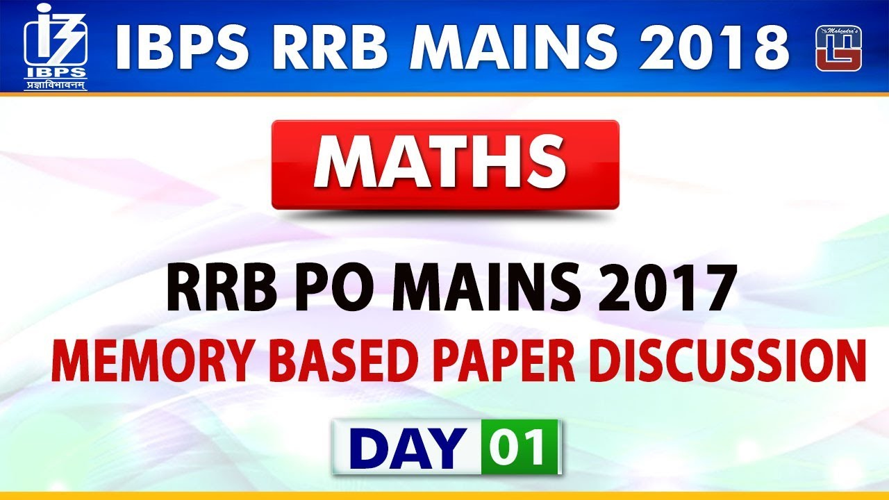 Ibps rrb po mains 2017 memory based paper objective of customer service representative resume