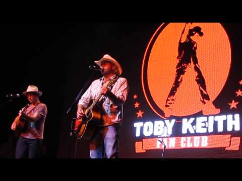 Faster Horses TOBY KEITH Scotty Emerick INDY
