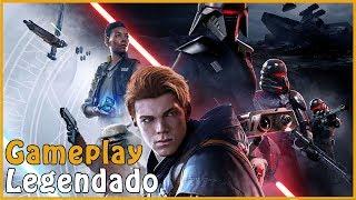 Star Wars Jedi: Fallen Order - Revelação do Gameplay - EA Play 2019 - LEGENDADO PT-BR