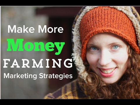 Make More Money Farming with these 7 Marketing Strategies ...