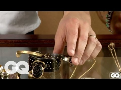Man Jewelry – Rules | Style | GQ