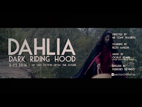 My Fast Fiction  Dahlia Dark Riding Hood
