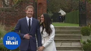 Prince Harry & Meghan Markle's wedding: What to expect in 2 minutes - Daily Mail