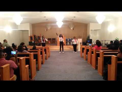 Same God(if he did it before) Praise Dance!!!