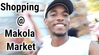 Ghana Vlog 2019: Shopping At Makola Market