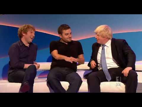 The Last Leg: Series Two Episode 8, Guest Eddie Izzard