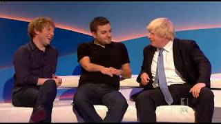 The Last Leg: Series Two Episode 8, Guest Eddie Izzard