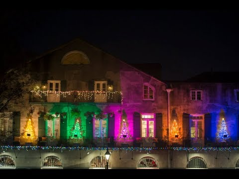 Best holiday light displays in and around New Orleans