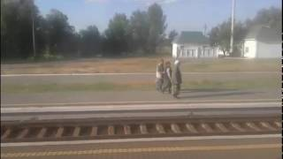 Поїздка електричкою до Обухова - 23.05.2017