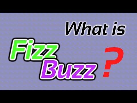 What is Fizz Buzz?