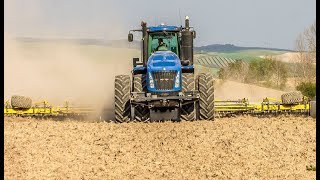 New Holland T9.670 ( real sound )