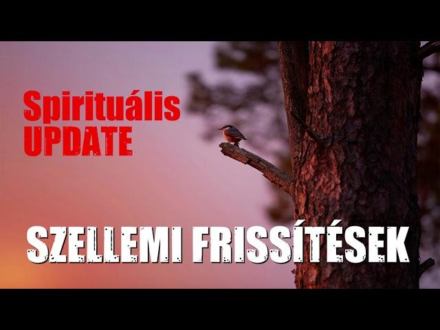 Spirituális Update - Szellemi frissítés