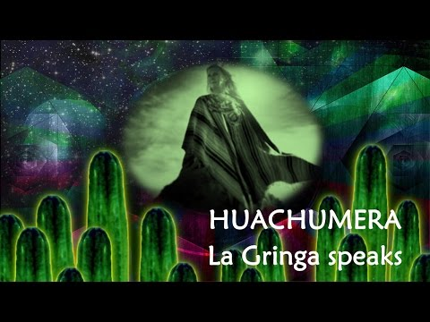 La Gringa discusses the master healer San Pedro