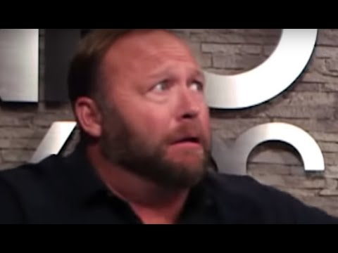 Alex Jones got HIMSELF banned and is NO revolutionary