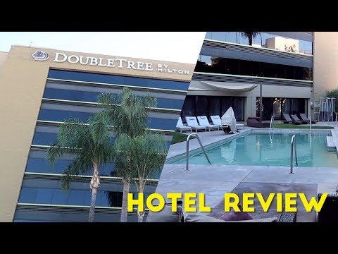 Hilton Doubletree, Monrovia CA REVIEW