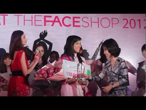 Top Girl The Face Shop 4.Gala Chung Kết [Zing.vn & H&M Studio thực hiện]