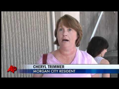 Raw Video: Morgan City, La. Preps for Flooding