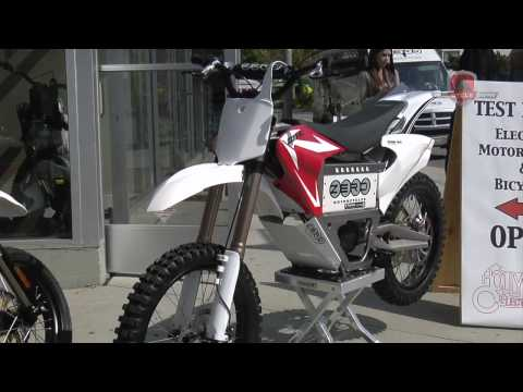 Electric Motorcycle Zero Overview