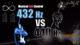 Musical Cult Control ~ 432 Hz vs 440 Hz 🎶