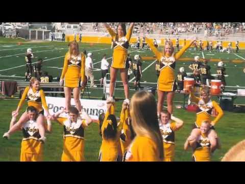 Valparaiso University Cheerleading - YouTube