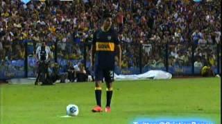 Boca 3 Quilmes 2 (Relato Mariano Closs) Torneo Final 2013 Los goles (9/2/2013)