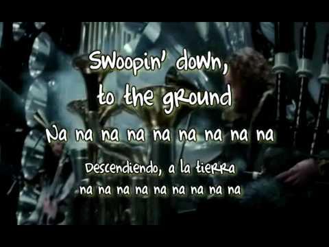 Harry Potter - The Weird Sisters - Do The Hippogriff  (Lyrics + subtitulos en español)