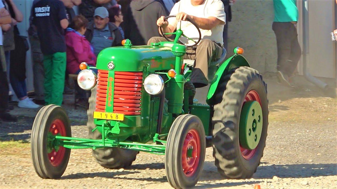 Traktoriáda Přehořov 2021