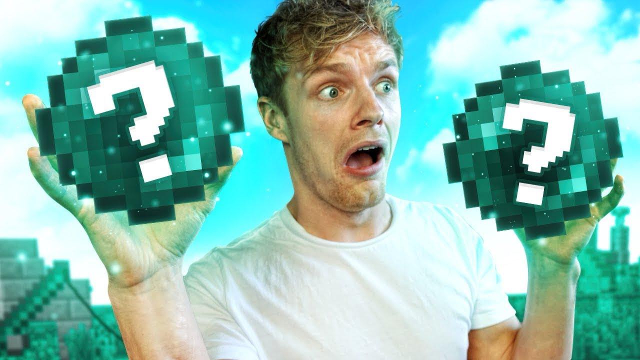 WELKE MOET IK GEBRUIKEN?! - Minecraft
