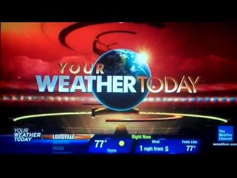 The Weather Channel Your Weather Today Open For 6 21