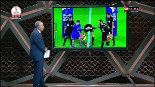 ستاد مصر - أحمد الشناوي: هدف دجلة الملغي كان