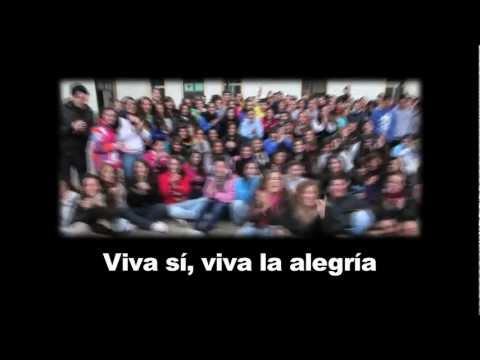Himno de los ADS (Amigos de Domingo Savio)