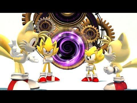 Super Sonic Generations (2016 Edition) - Progress Video 2