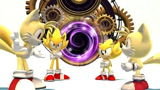 Super Sonic Generations (2016 Edition) - Progress Video 2