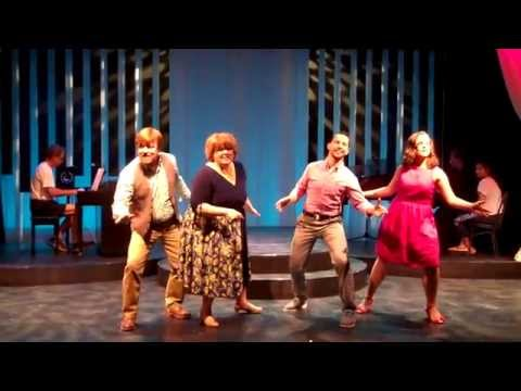 Dress Rehearsal Footage from MusicalFare's SIDE BY SIDE BY SONDHEIM