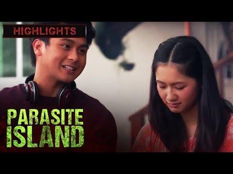 Miggy charms Lia | Parasite Island
