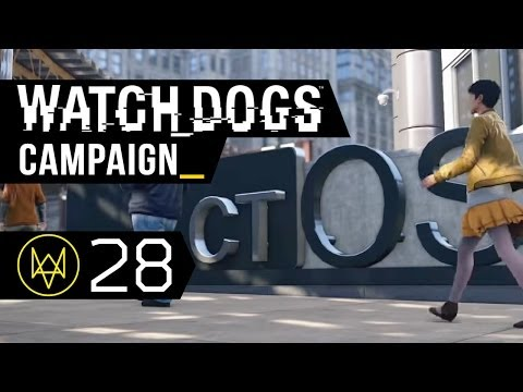Watch Dogs Walkthrough Part 28 - The Future Is In Blume (Act 3, Mission 4 - PC 1080p ULTRA HD)