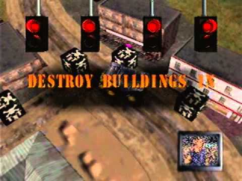 Blast Corps 100% All Platinum Medals Speedrun in 1:33:54 by Graviton